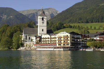 4-Sterne Hotel am Wolfgangsee