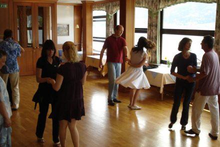 Tanzkurse im Weissen Rössl