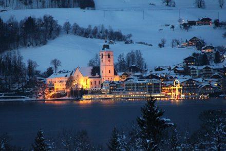Ihre Weihnachtszeit am See