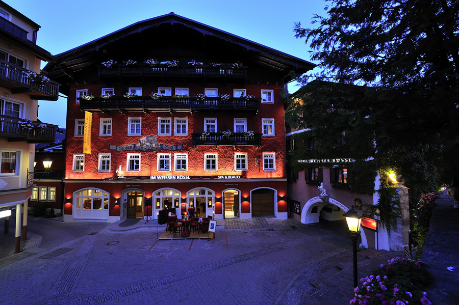Hotel Weisses Rossl St Wolfgang